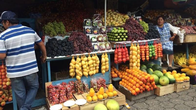 エクアドルでのこと③〜南米三大市場のひとつ、オタバロ〜
