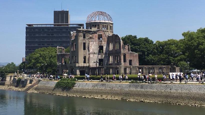 広島原爆投下の日に寄せてVol.1