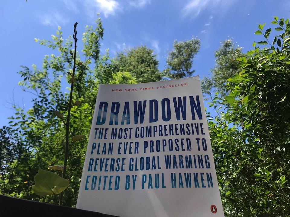 ご報告:いよいよ書籍「DRAWDOWN」日本語出版に向けて始動